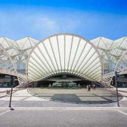 station Gare do Oriente