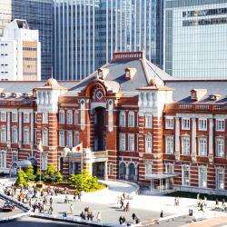 station Tokio