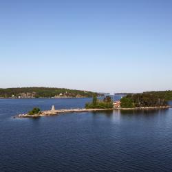 Inseln von Stockholm