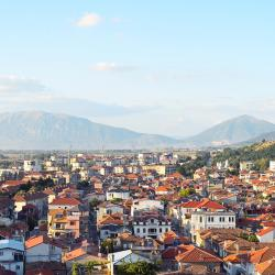 Korçë County 13 villat