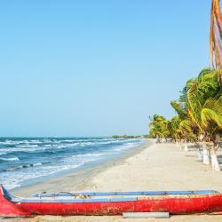 Sucre 170 hotel vicino alla spiaggia.