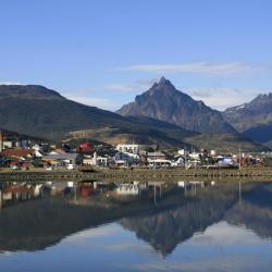 Tierra del Fuego 4 hostales y pensiones