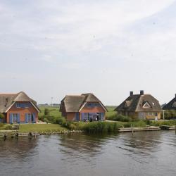 Jeziora fryzyjskie 3 hostele
