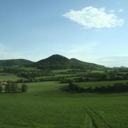 Böhmische Mittelgebirge