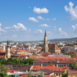 Cluj 13 nakvynės namų