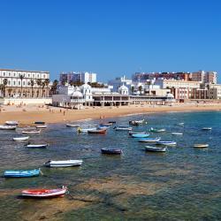 Cadiz Province 17 glamping sites