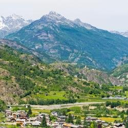 Valle d'Aosta 10 hosteļi
