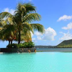 Mauritius South Coast 71 hotels met zwembad