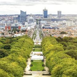 Brysselin alue 9 huvilaa