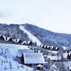 Lyžařský region Bukovel