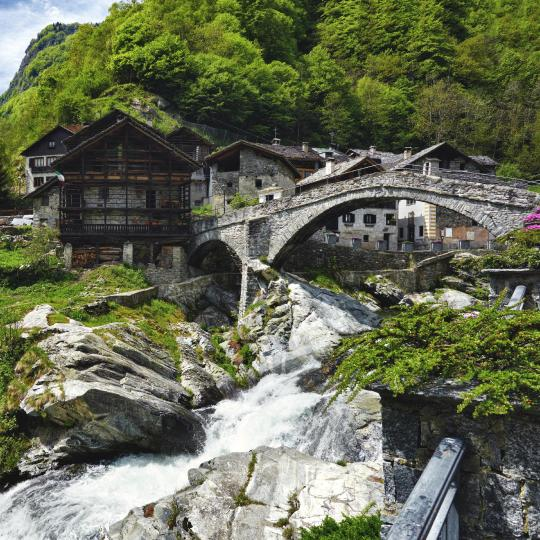 Trekking in the Valsesia valley