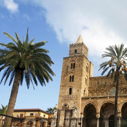 The Cathedral-Basilica of Cefalù