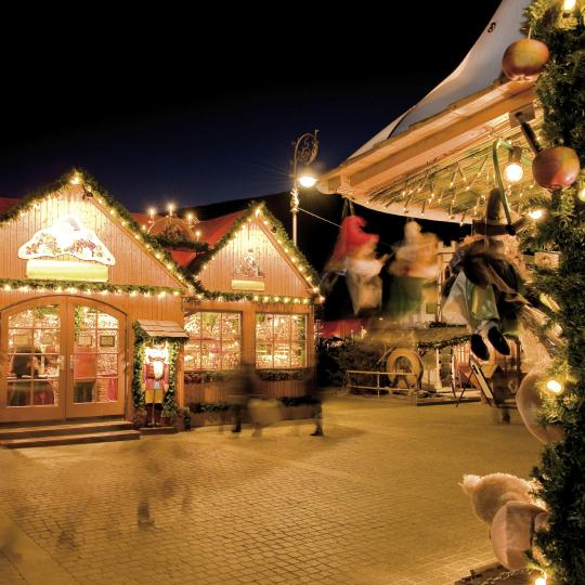 Christmas markets in Alto Adige