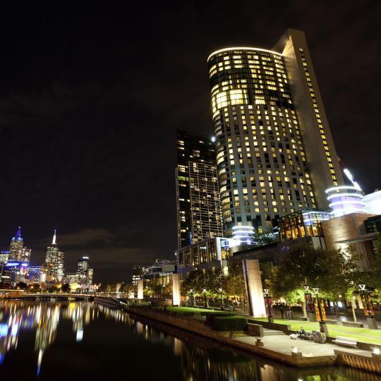 Nachtleben in Melbourne
