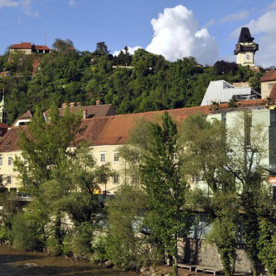 Graz Castle Hill