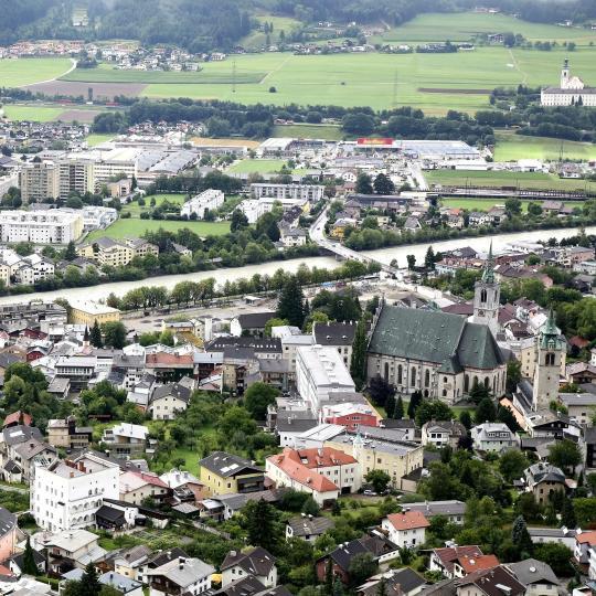 Kopalnia srebra w Schwaz
