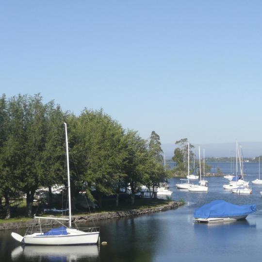 San Roque Lake