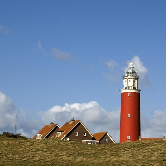 Leuchtturm Eierland