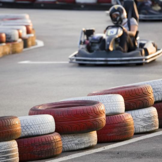 Circuitpark Kartbahn Texel