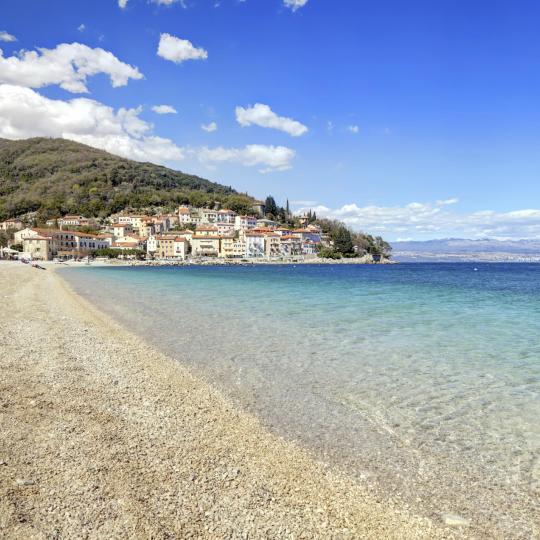 Голубые пляжи Истрии