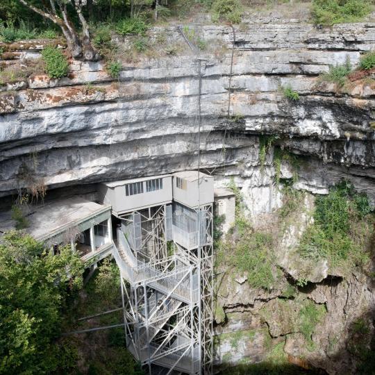 Grotten van Padirac