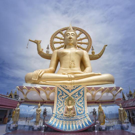 Big Buddha Wat Phra Yai