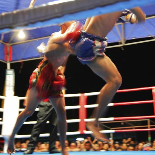 Thai Boxing Stadium Chaweng