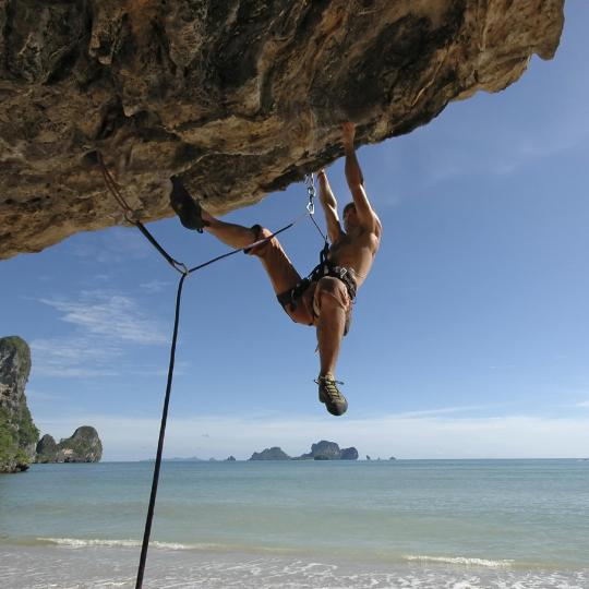 Rock Climbing - Railay Beach