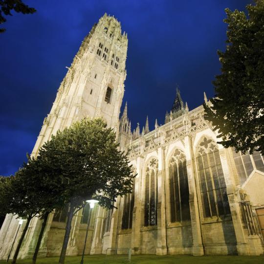 Kathedraal van Rouen