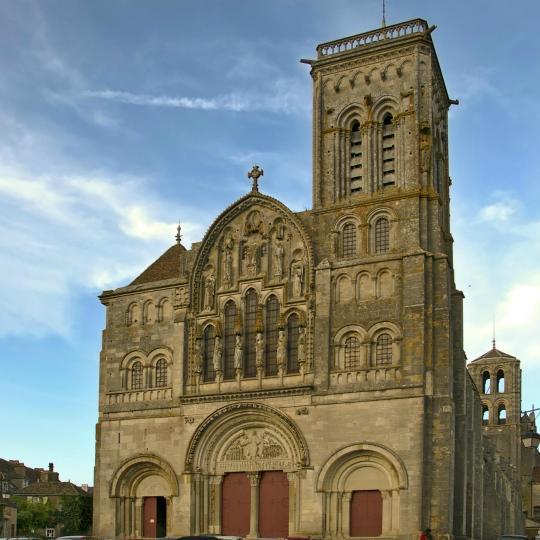 Basilika von Vézelay
