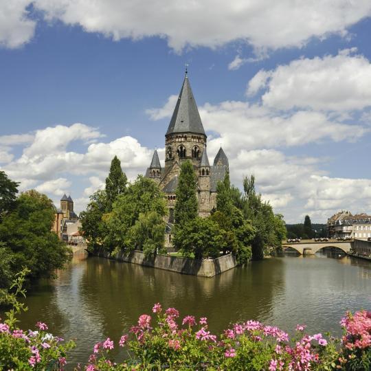 Metz und das Centre Pompidou-Metz