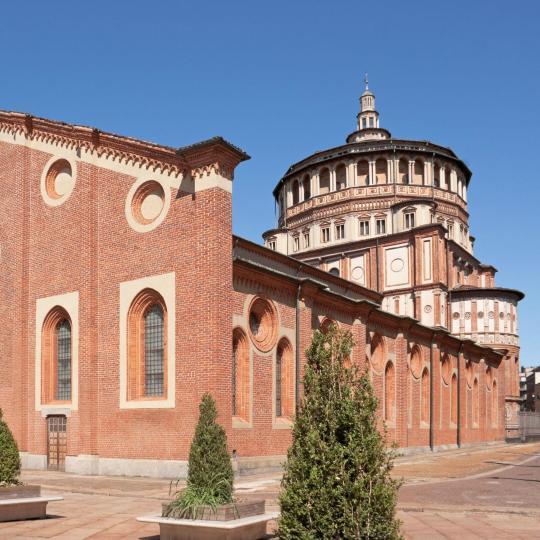 Da Vinci's The Last Supper in Milan