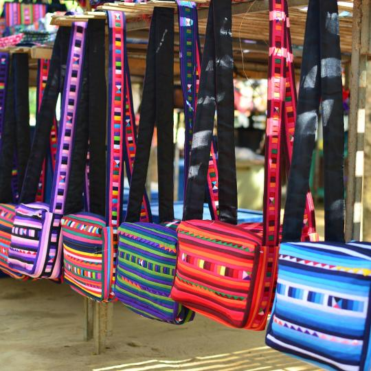 Hippie trh Las Dalias