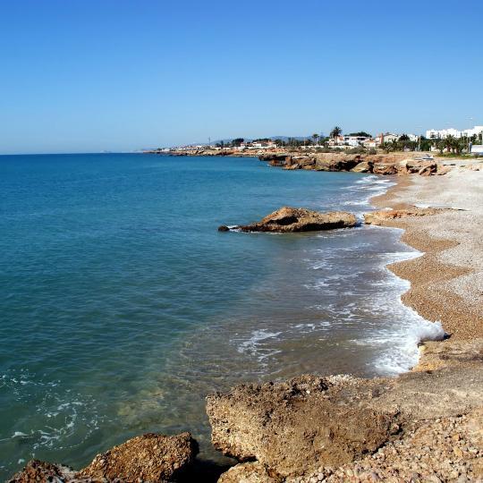 Vinaroz und Playa del Fortín