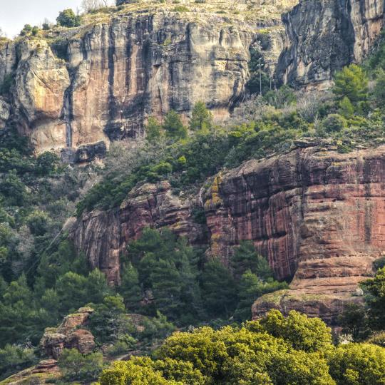 Klettern in Siurana und den Muntanyes de Prades