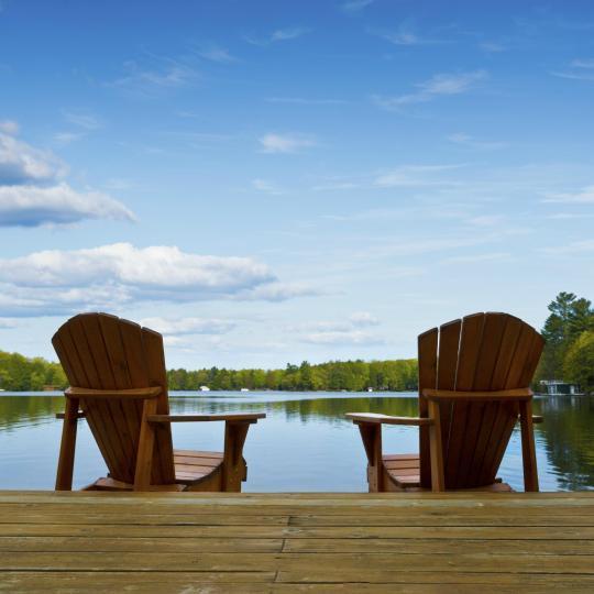 Muskoka Cottage Country: relax e splendidi paesaggi