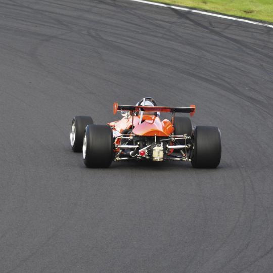 Motorsportaction auf dem Nürburgring