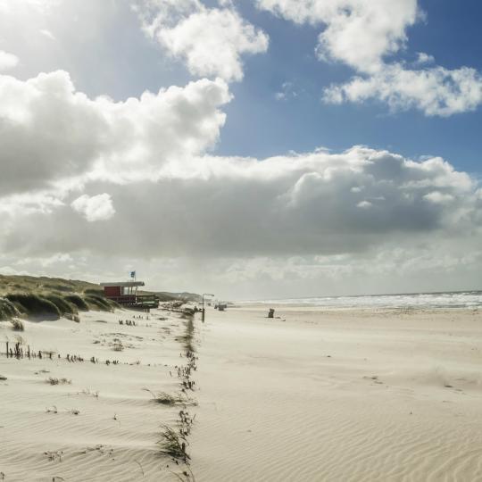 Auf Sylt in der Strandsauna schwitzen