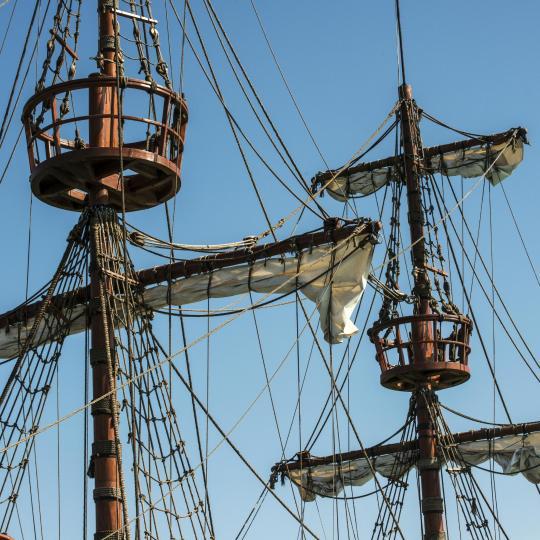 Kom als piraat naar het Störtebeker-festival