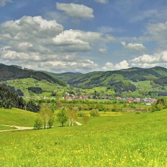 Escursionismo e ciclismo nella vasta Gutachtal