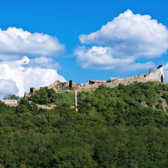 Szigliget Castle Ruins