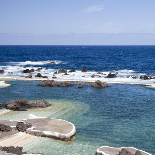 Natural pools of Porto Moniz