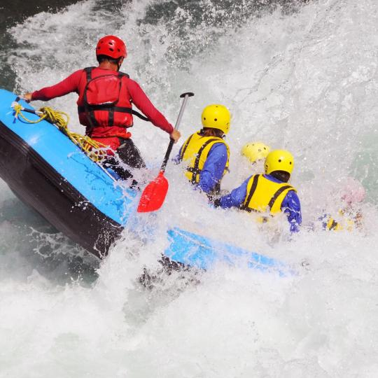 Paiva River rafting