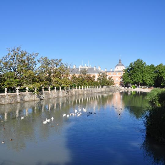 Gardens of the Royal Palace of Aranjuez