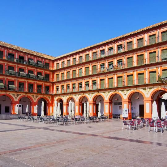 El sabor de Córdoba en la Plaza de la Corredera