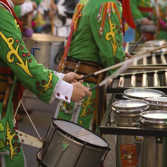 Carnival in Águilas
