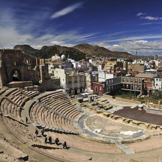 Cartagena's Roman Theatre Museum