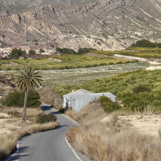 Murcia–Caravaca de la Cruz Ecotourism Route