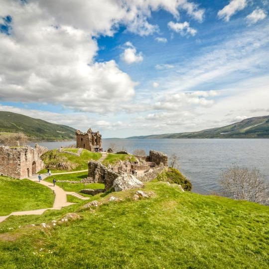 Legendary Loch Ness