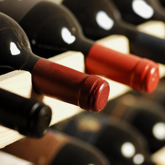 Local wine in Bol and Murvica